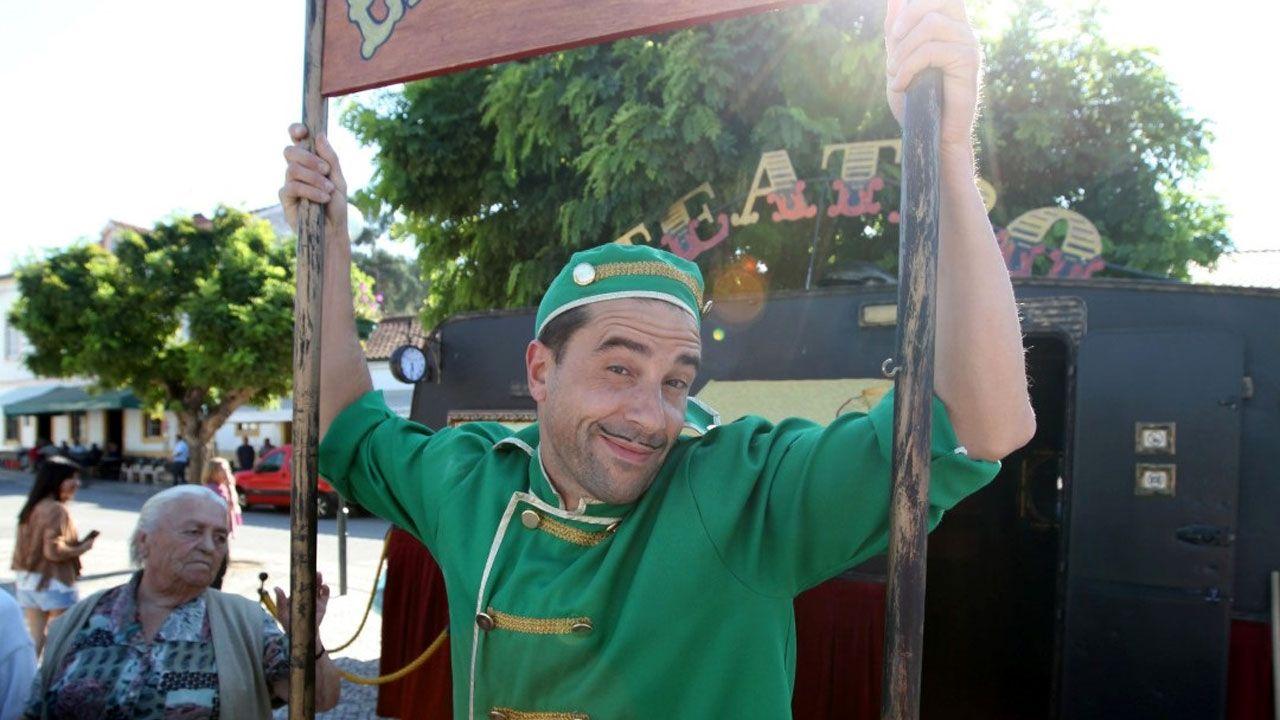 Adrián Conde y la Petite Caravane