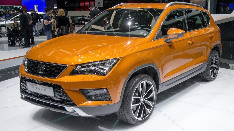 Todas las novedades del Salón Internacional del Automóvil de Ginebra.La feria reunirá la mayor parte de las marcas comerciales