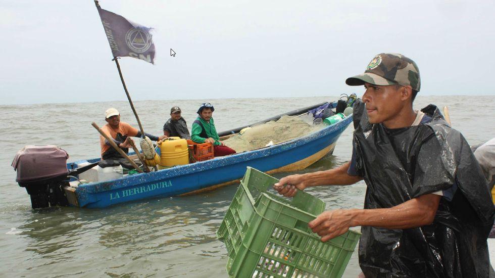 La tierra vuelve a temblar en Ecuador