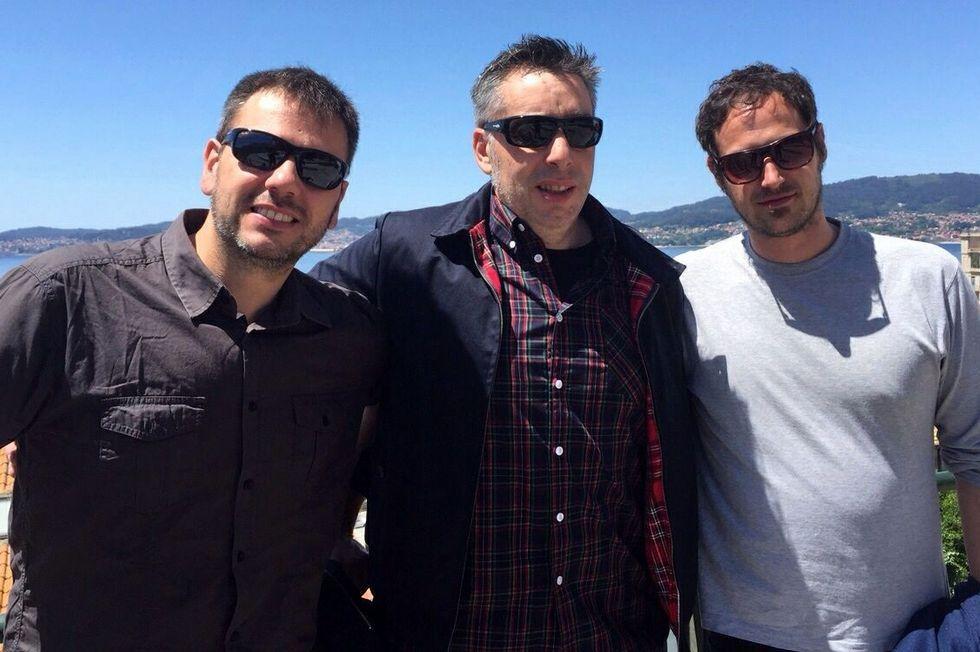 El grupo limiano Habitación Vudú busca fondos para sacar disco.