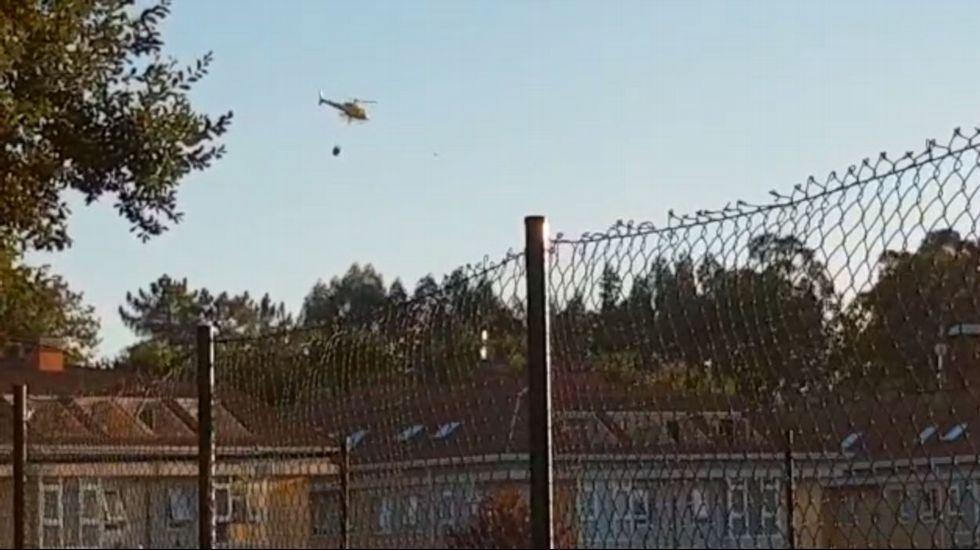 «O 15 de outubro será imposible de esquecer en Carballeda de Avia».Manuel Ángel Rodríguez, vecino de Chandebrito, recuerda los sucesos de hace un año