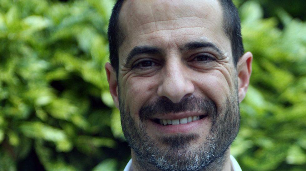 El alcalde de Siero, Ángel García.El alcalde de Siero, Ángel García