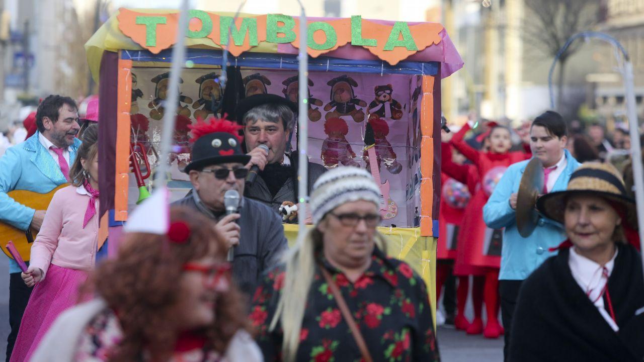 Carnaval en As Pontes