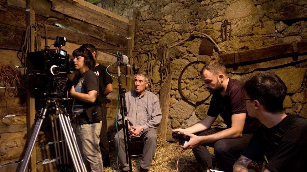 Laboral banner 2.Los directores Toledano (derecha) y Nakache, con el actor Gilles Lellouche, en el centro