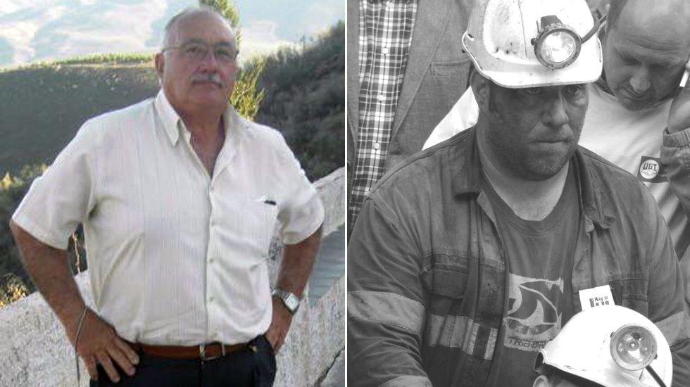 José Luis y Marcos Miranda
