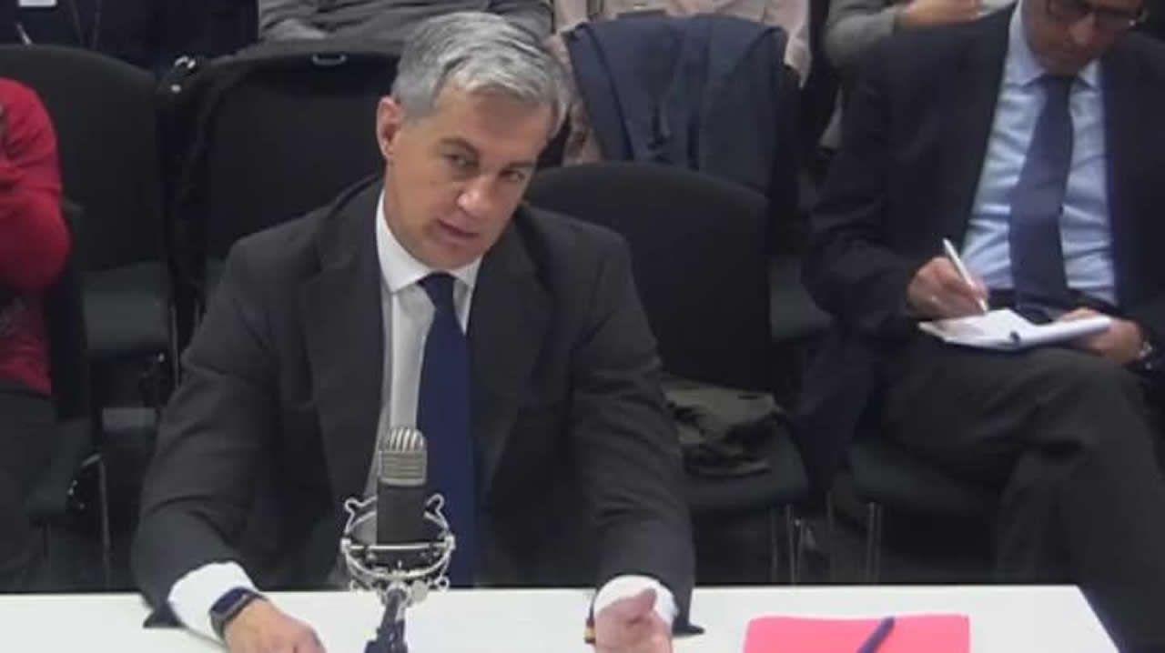 Ricardo Costa: «Sí, el PP se financiaba con dinero negro».