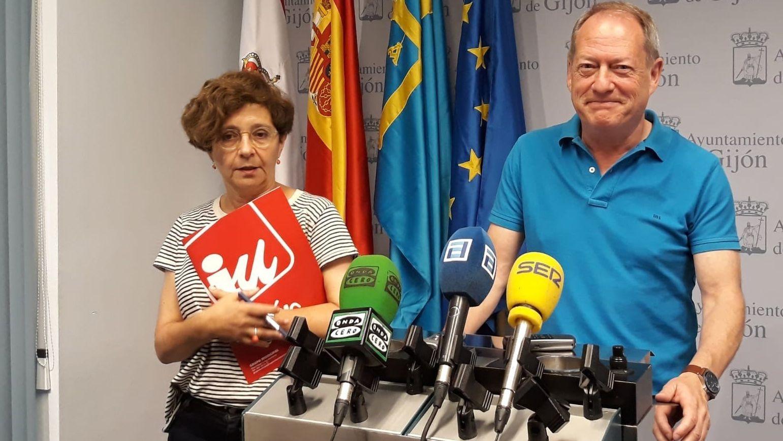Ana Castaño y Aurelio Martín