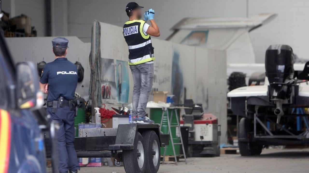 La llegada de la droga del Titán Tercero a España.Festival Rototom 2018