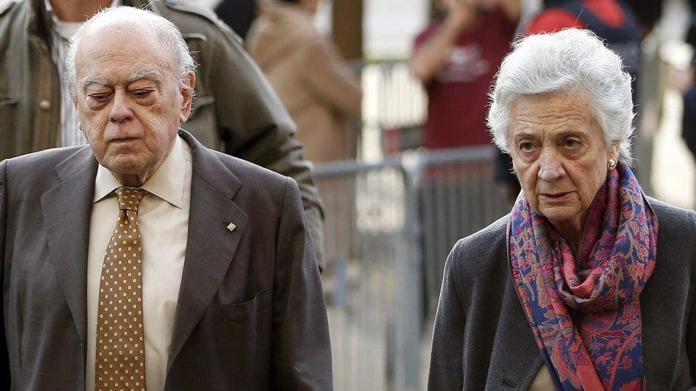 El abogado Francesc Cabana, cuñado de Jordi Pujol y uno de los fundadores de Banca Catalana.