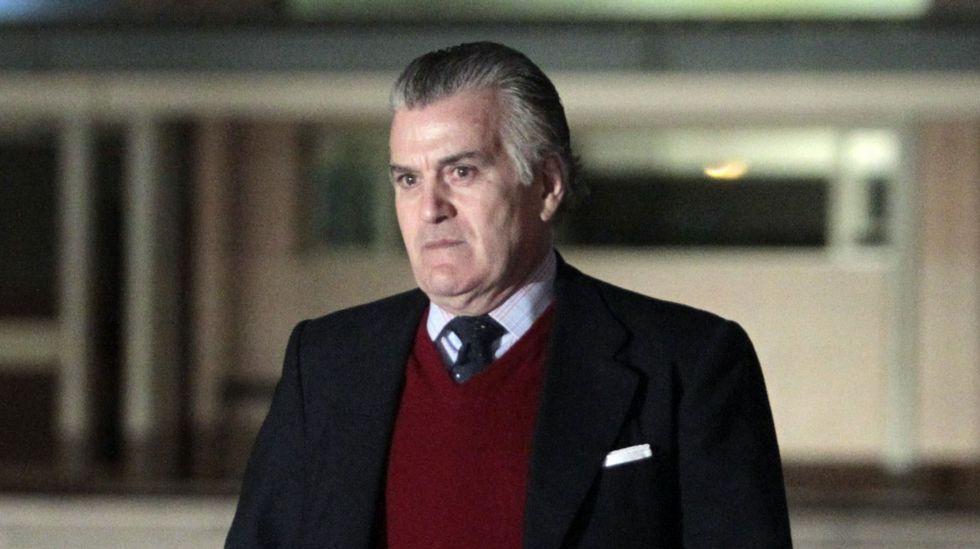 Luís Bárcenas | 42 años y seis meses | Exgerente y extesorero del PP. Llegó a acumuilar 48,2 millones en cuentas en Suiza.