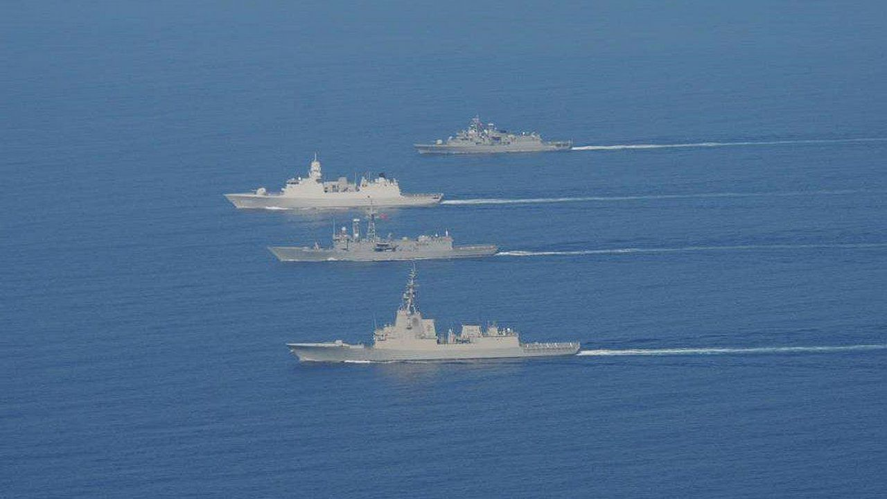 Dos unidades ferrolanas en un ejercicio histórico de la OTAN.Las autoridades militares holandesas muestran la trama de espías rusos desmantelada