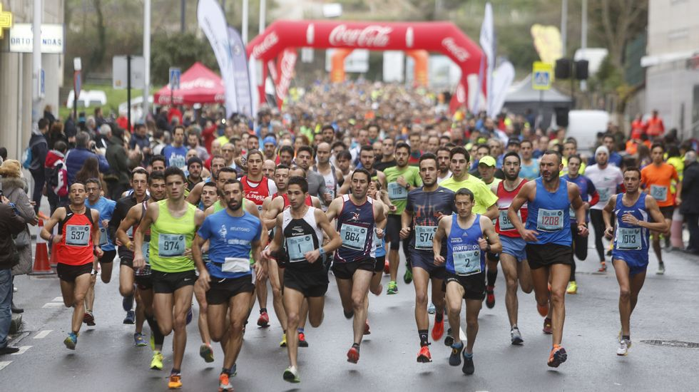 Carrera popular de Matogrande