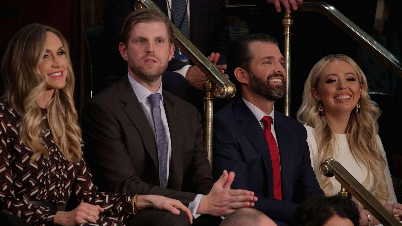 | EFE.La investigación también afecta a los hijos del magnate Eric y Donald Jr.
