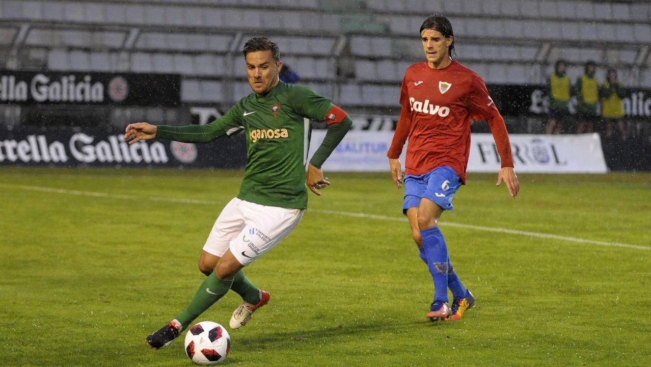 O Parrulo juega a un gran nivel frente al Palma, aunque no le llega para lograr la victoria