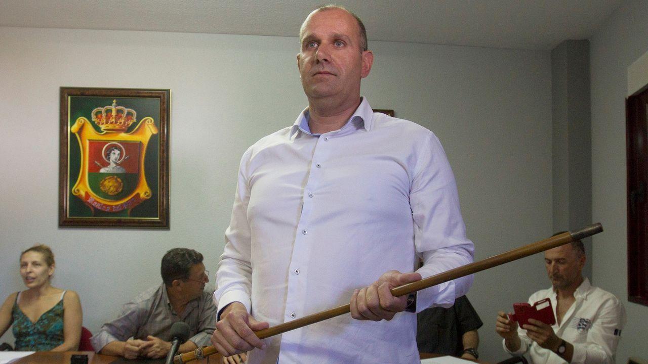 Fernández Prieto es el único edil de Vox en todo la provincia de Zamora y será alcalde con los votos de PP y PSOE
