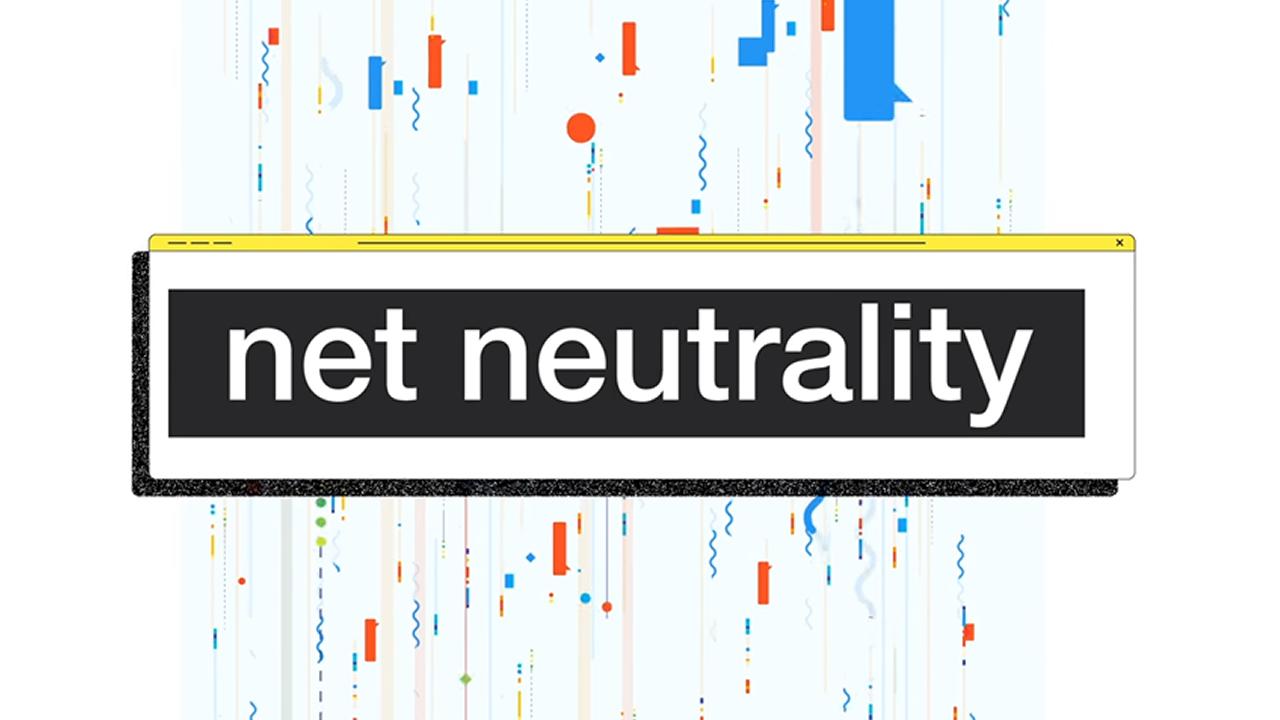 .Imagen de la organización Battle for the Net defendiendo la Neutralidad en la Red