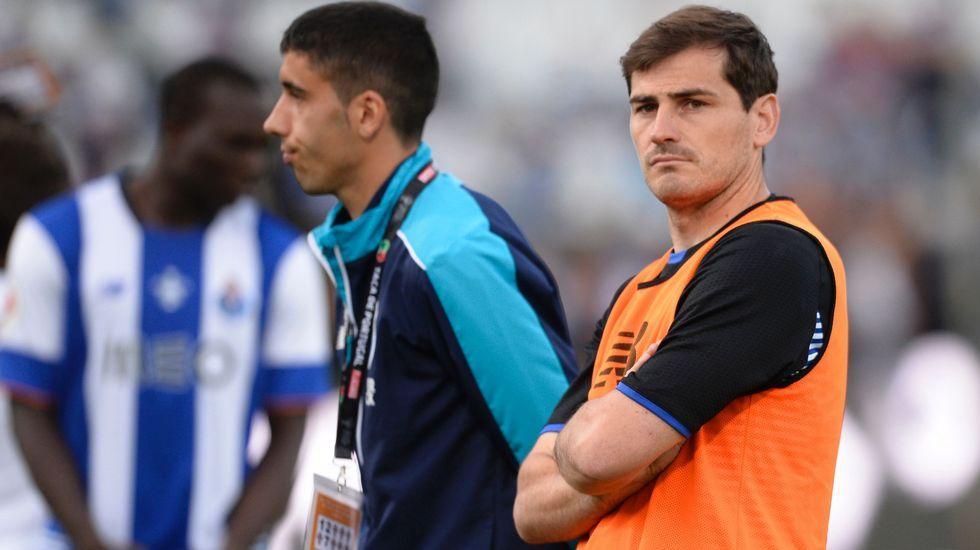 Isco y Saúl se quedan sin Eurocopa.David Villa