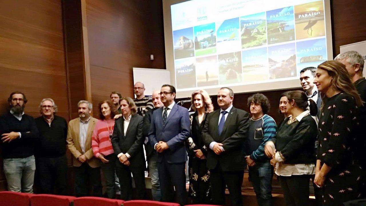 Vídeo de Podemos sobre Alcoa.Presentación de las guías de Turismo de Asturias