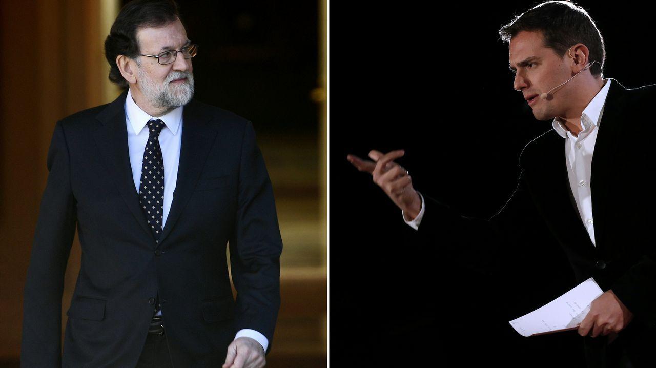 Javier Fernández, en una intervención en el parlamento