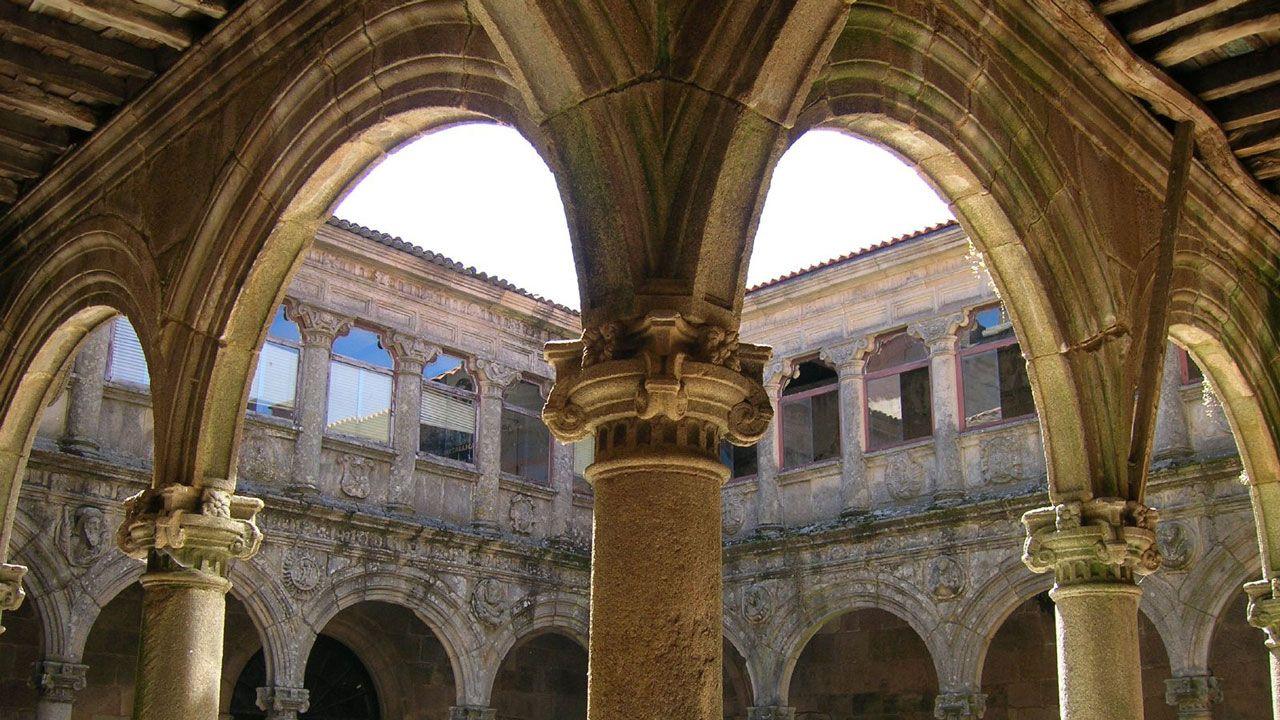 Monasterio de Montederramo
