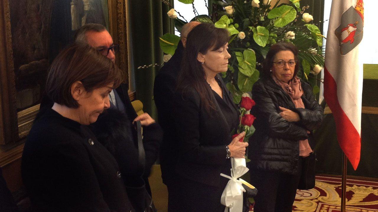 El emotivo homenaje de Soledad Saavedra a Tini Areces