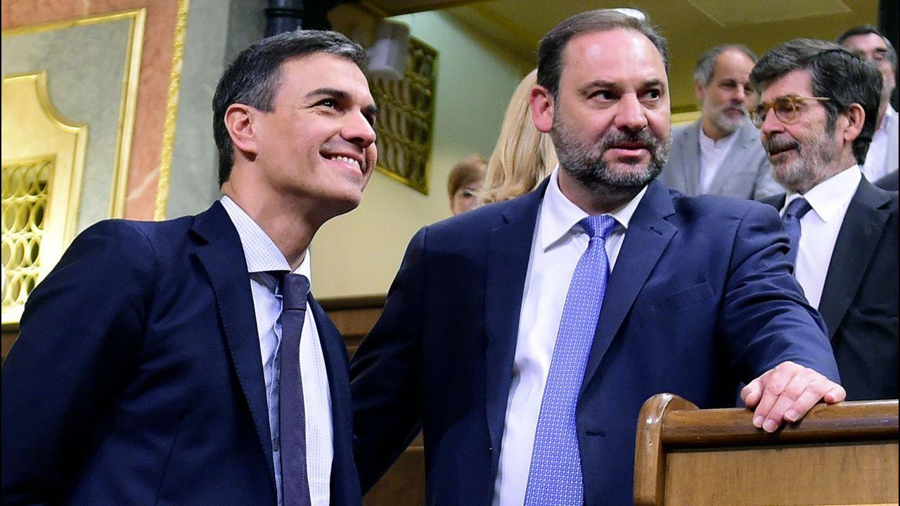 Arrimadas ve «preocupante» que Pedro Sánchez «confunda» Cataluña con Torra.Pablo Iglesias fue recibido por el presidente Torra en el Palau de la Generalitat