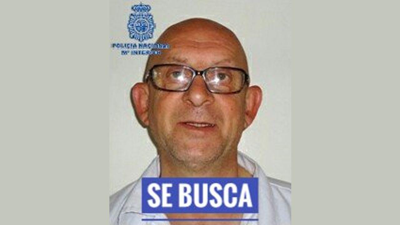 Un preso condenado a 54 años se fuga de una prisión de Ourense