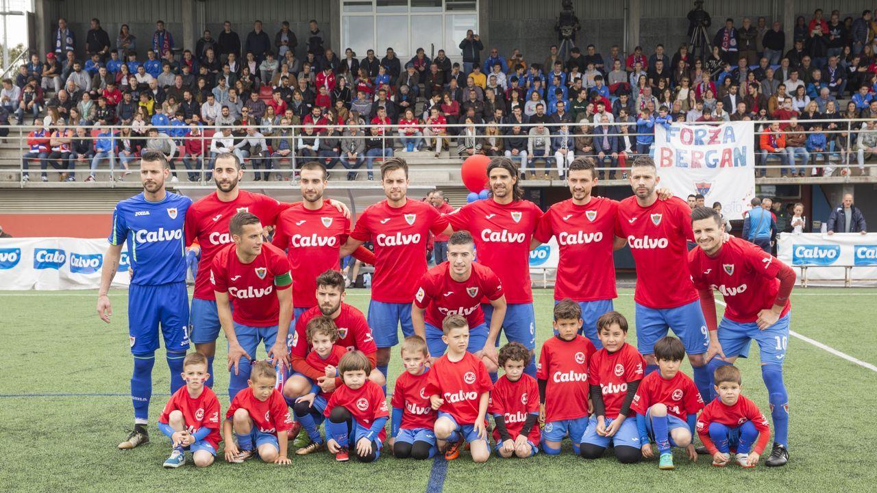 Un gol del Cirbonero en el añadido tronzó el sueño del Bergantiños.