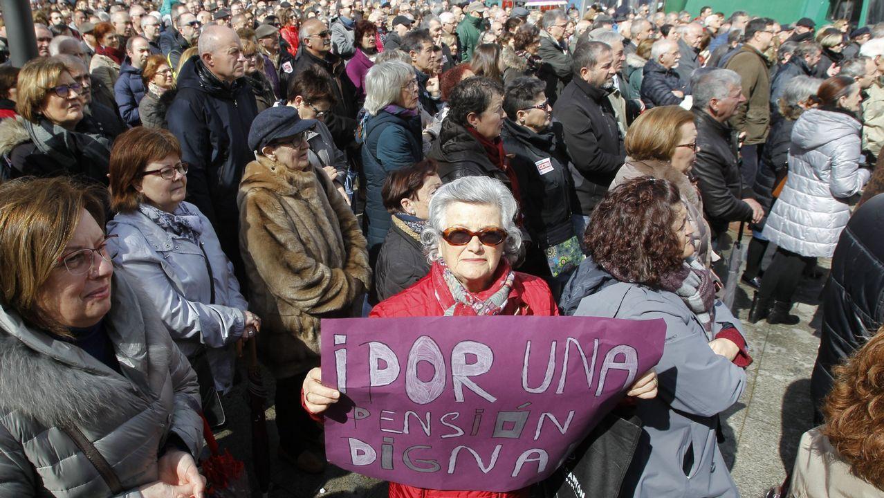 ¿Y ahora qué?.Manifestación contra ETA en Madrid, en 2000