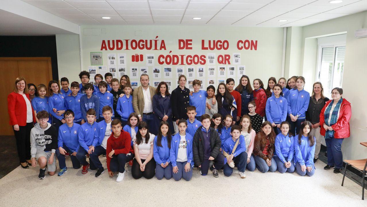 La creatividad educativa tiene premio en Lugo.