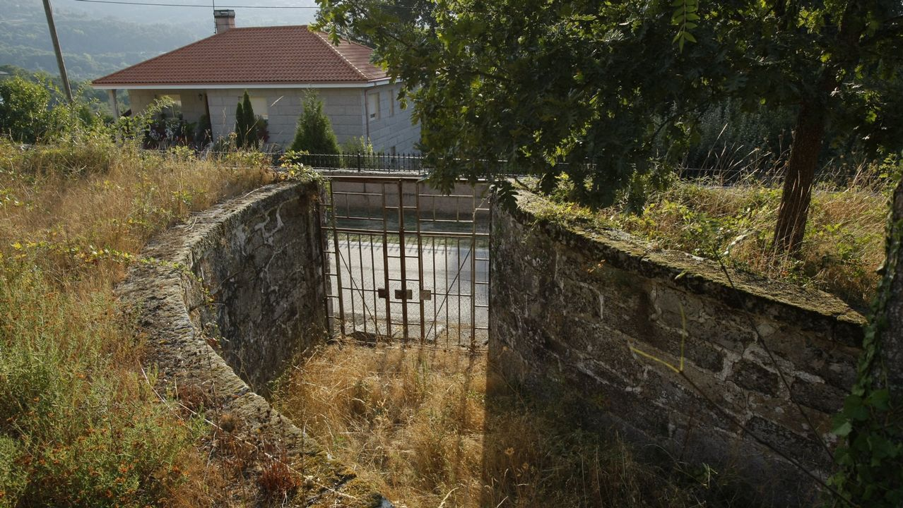 En la imagen, una vista actual del pueblo de Freás de Eiras