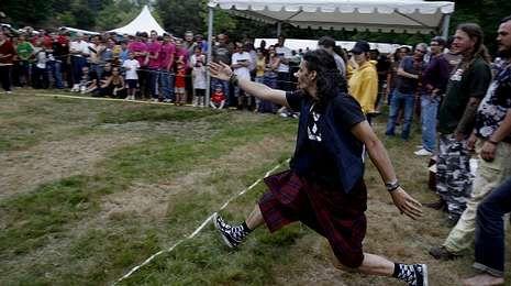 Londres 2012: España 0 - Honduras 1.Un momento de otra edición del festival.