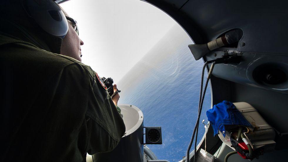 .Búsqueda del avión de EgyptAir
