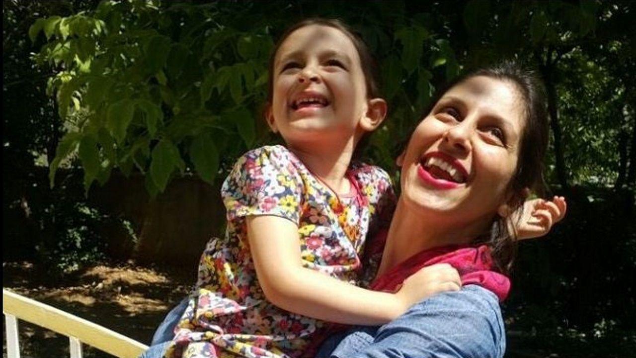 Nazanin fue detenida en abril del 2016 en el aeropuerto de Teherán cuando se disponía a viajar con su hija rumbo al Reino Unido