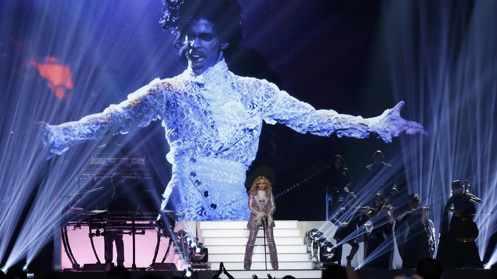 Los premios Billboard, en imágenes.