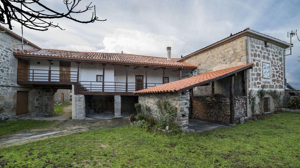 Casa dos Barateiros, en Cimadevila