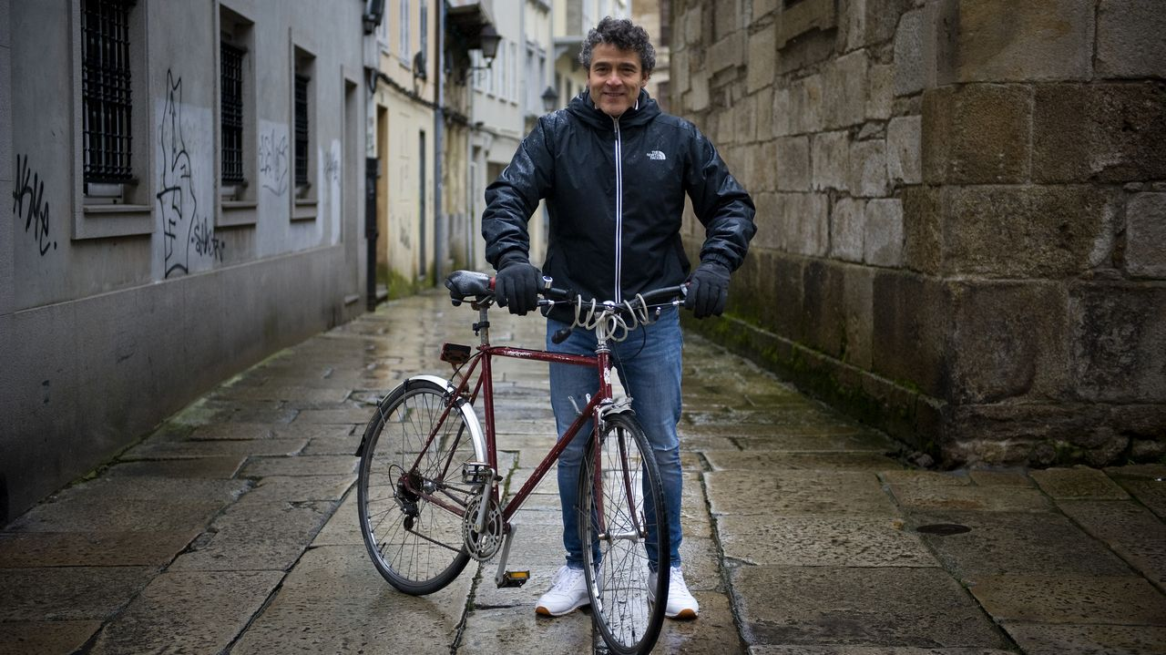 Hugo barre el litoral coruñés
