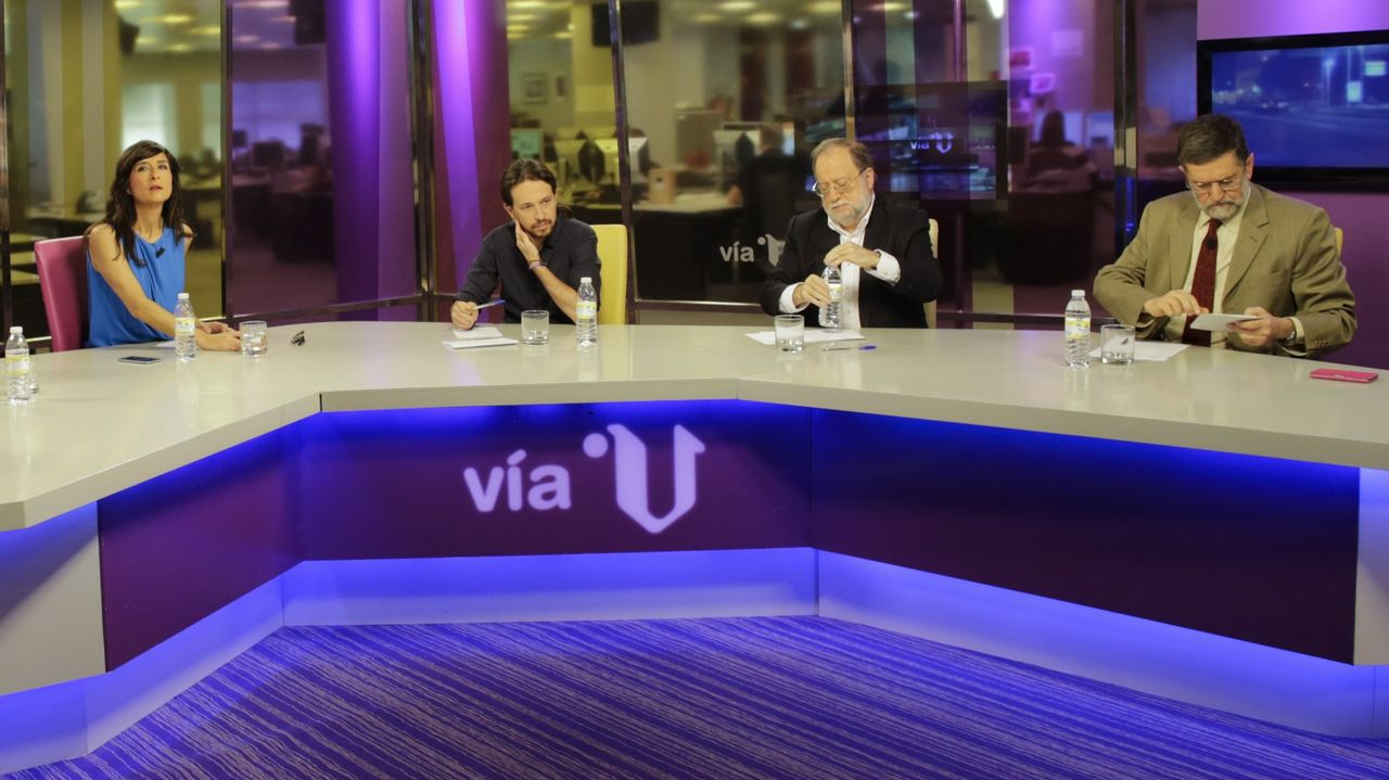 Tuco Cerviño a Pablo Iglesias: «Soy gente normal».