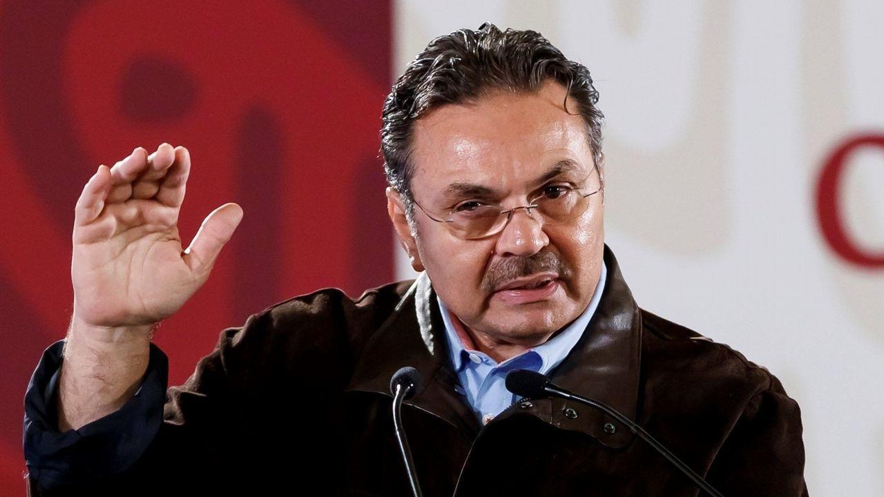 Romero Oropeza, director general de Pemex