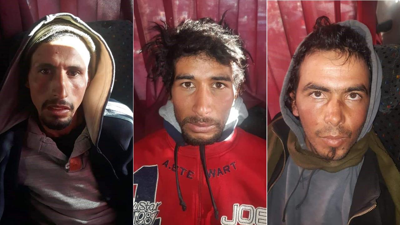 2.000 kilos de ayuda para Marruecos.Los inmigrantes rescatados llevaban 48 horas en el mar, sin comida ni bebida