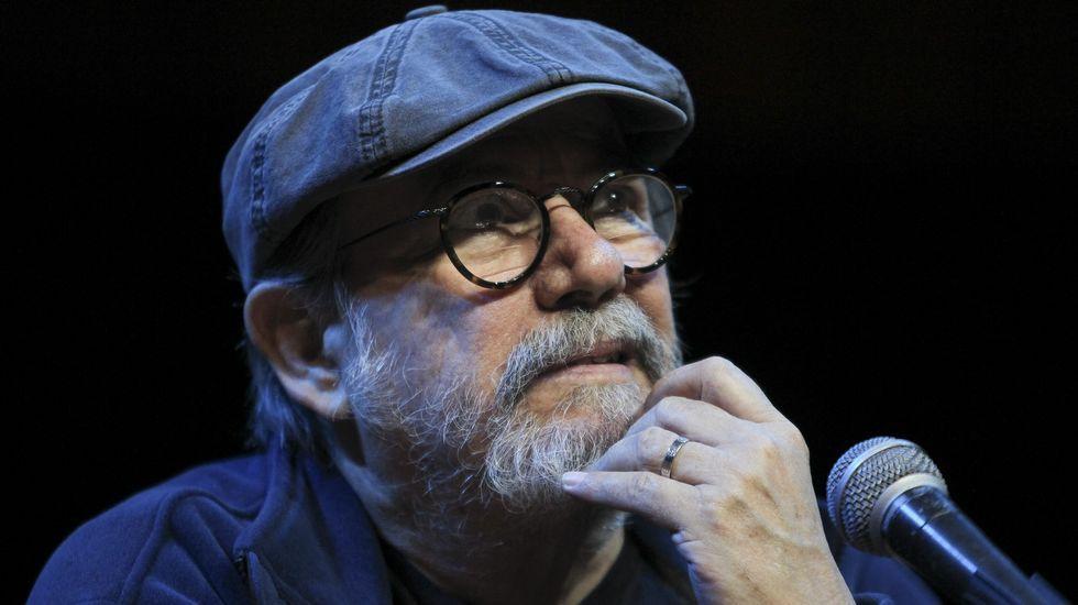 El pianista sobre el océano que grabó con Silvio.Silvio Rodríguez