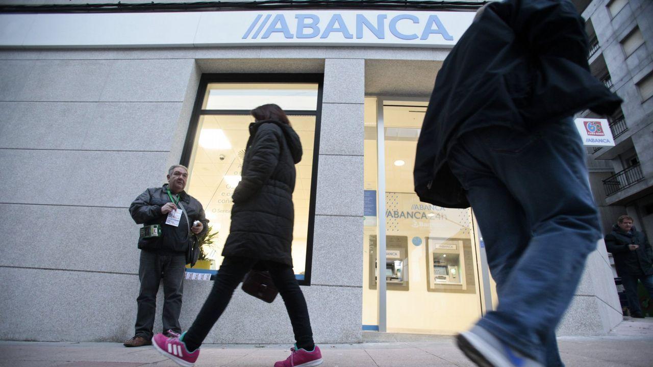 Banqueros en el banquillo.Liberbank