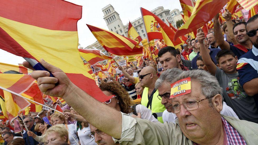Ciutadans, PSC y PP piden amparo al Constitucional frente a la resolución independentista