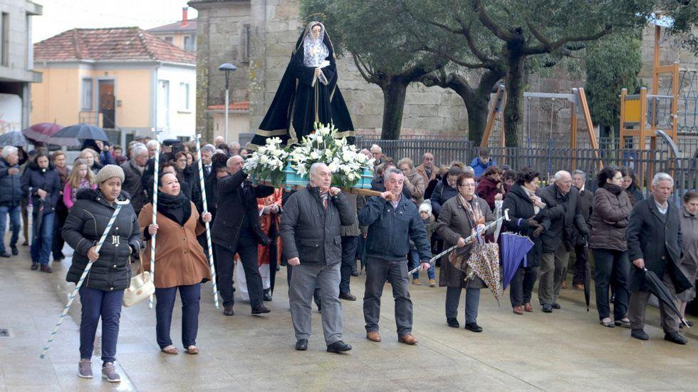 Tradicional Jueves Santo en Fisterra: ¡las imágenes!