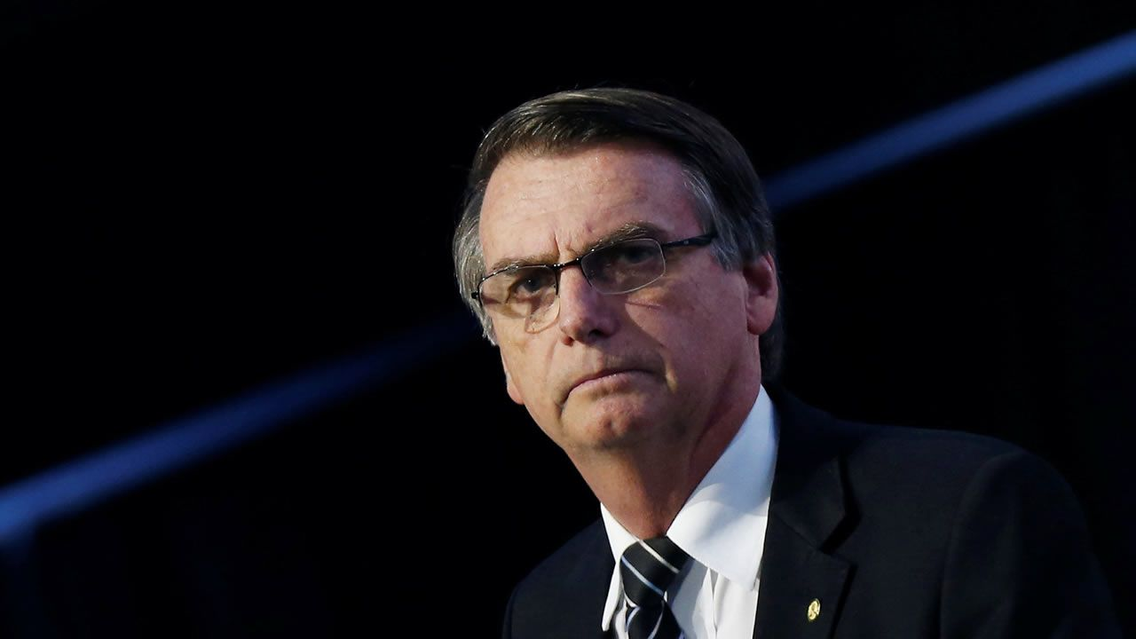 Ja Bolsonaro, 63 años: el ultra