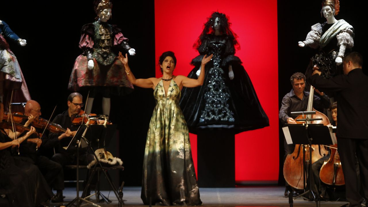 A Coruña lírica, 250 años de ópera