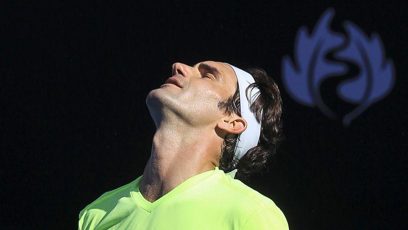 Imágenes del torneo en Melbourne