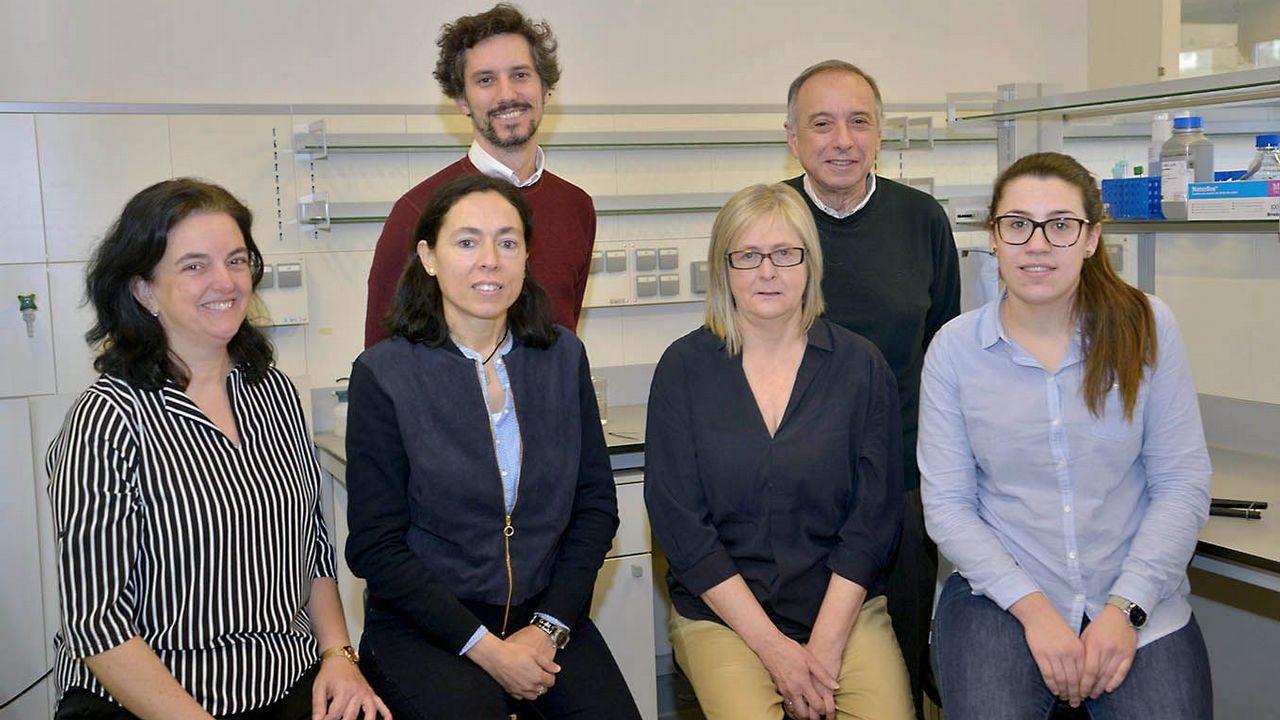 Lentes con fármacos. La spin-off HGBeyond Material Science nace de la investigación del grupo I+D Farma de la USC, y su primer producto prevé estar en el mercado en el año 2019.