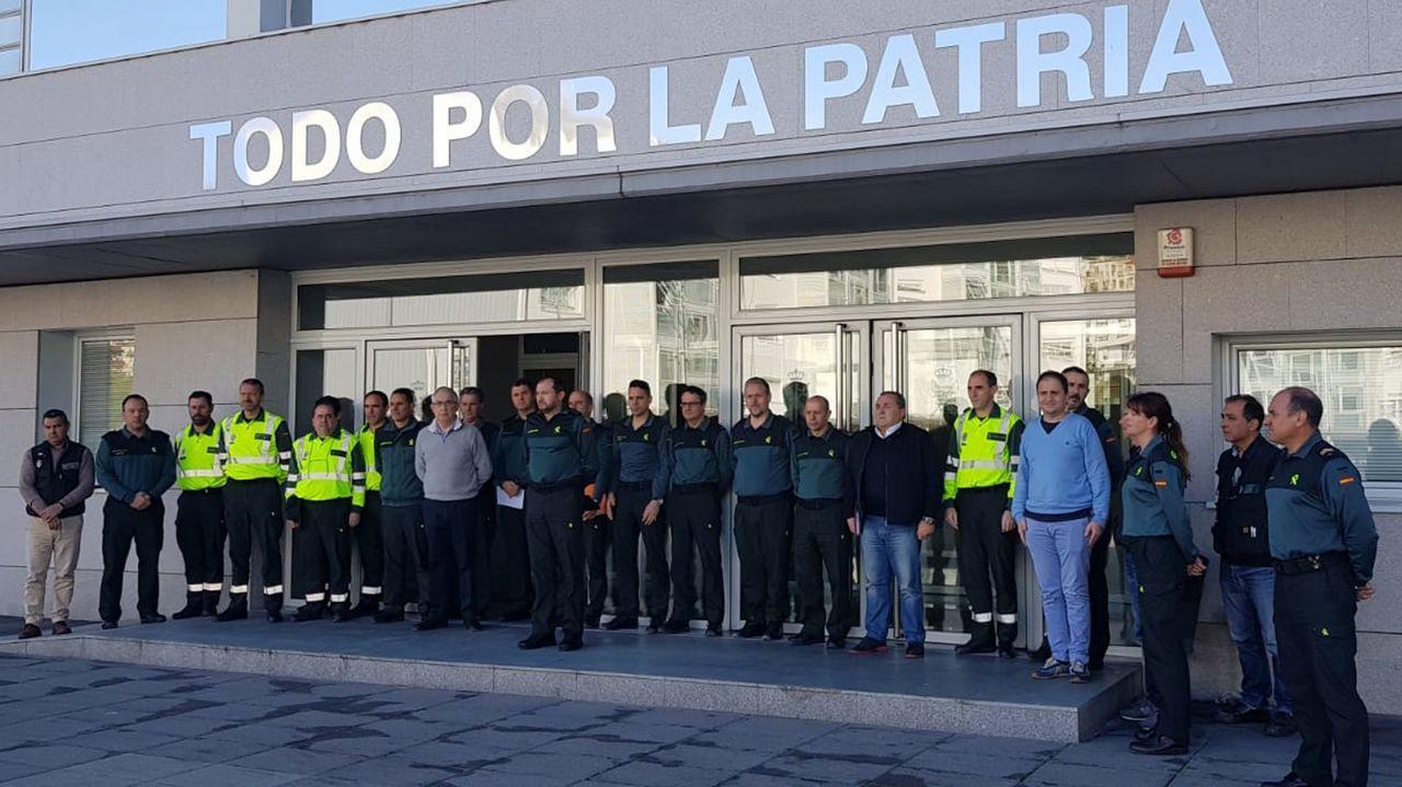 Minuto de silencio en el ayuntamiento de Gijón por las víctimas del 11M