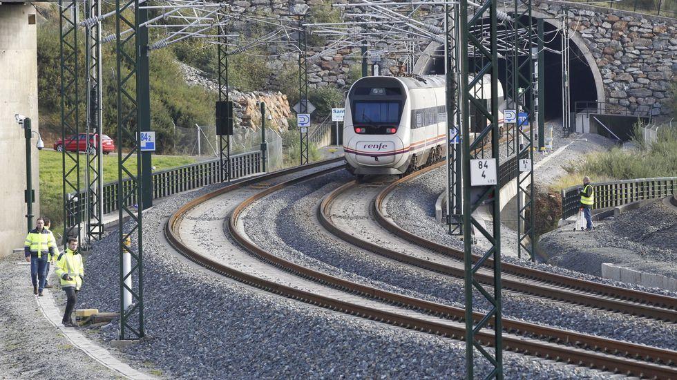 Colas en la estación de Chamartín (madrid)